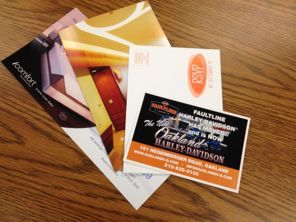 Assorted Direct Mail Images